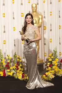 """""""The Academy Awards - 82nd Annual"""" (Press Room)Sandra Bullock3-7-2010Photo by Rick Salyer © 2010 A.M.P.A.S. - Image 23908_0392"""