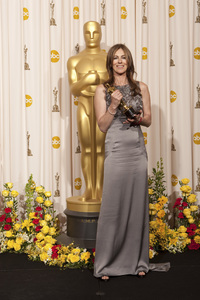 """""""The Academy Awards - 82nd Annual"""" (Press Room)Kathryn Bigelow3-7-2010Photo by Rick Salyer © 2010 A.M.P.A.S. - Image 23908_0405"""