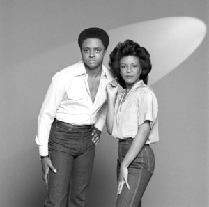 Rene Moore and Angela Winbush1981 © 1981 Bobby Holland - Image 23912_0003