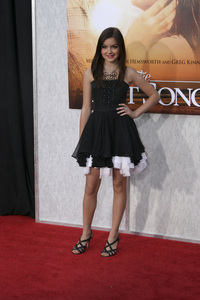 """""""The Last Song"""" PremiereAriel Winter3-25-2010 / Arclight Theater / Hollywood CA / Touchstone Pictures / Photo by Heather Hixon - Image 23914_0030"""