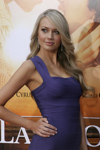 """""""The Last Song"""" PremiereMelissa Ordway3-25-2010 / Arclight Theater / Hollywood CA / Touchstone Pictures / Photo by Heather Hixon - Image 23914_0043"""