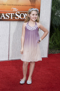 """The Last Song"" PremiereEmily Grace Reaves3-25-2010 / Arclight Theater / Hollywood CA / Touchstone Pictures / Photo by Heather Hixon - Image 23914_0076"
