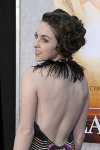 """""""The Last Song"""" PremiereBrittany Curran3-25-2010 / Arclight Theater / Hollywood CA / Touchstone Pictures / Photo by Heather Hixon - Image 23914_0078"""