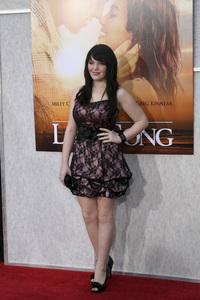 """""""The Last Song"""" PremiereCarrie Malabre3-25-2010 / Arclight Theater / Hollywood CA / Touchstone Pictures / Photo by Heather Hixon - Image 23914_0090"""