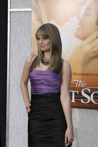 """""""The Last Song"""" PremiereDebby Ryan3-25-2010 / Arclight Theater / Hollywood CA / Touchstone Pictures / Photo by Heather Hixon - Image 23914_0112"""