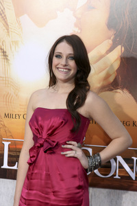 """The Last Song"" PremiereCarly Chaikin3-25-2010 / Arclight Theater / Hollywood CA / Touchstone Pictures / Photo by Heather Hixon - Image 23914_0136"