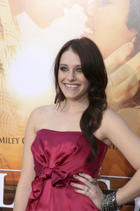 """The Last Song"" PremiereCarly Chaikin3-25-2010 / Arclight Theater / Hollywood CA / Touchstone Pictures / Photo by Heather Hixon - Image 23914_0137"
