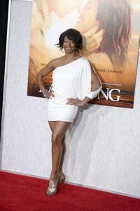 """""""The Last Song"""" PremiereMonique Coleman3-25-2010 / Arclight Theater / Hollywood CA / Touchstone Pictures / Photo by Heather Hixon - Image 23914_0171"""
