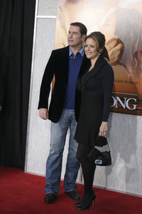 """The Last Song"" PremiereJohn Travolta, Kelly Preston3-25-2010 / Arclight Theater / Hollywood CA / Touchstone Pictures / Photo by Heather Hixon - Image 23914_0185"