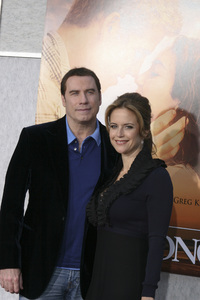 """The Last Song"" PremiereJohn Travolta, Kelly Preston3-25-2010 / Arclight Theater / Hollywood CA / Touchstone Pictures / Photo by Heather Hixon - Image 23914_0189"