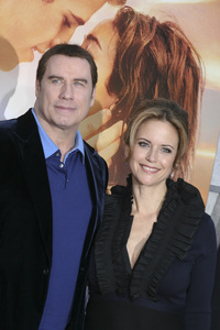 """The Last Song"" PremiereJohn Travolta, Kelly Preston3-25-2010 / Arclight Theater / Hollywood CA / Touchstone Pictures / Photo by Heather Hixon - Image 23914_0193"
