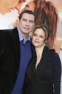 """The Last Song"" PremiereJohn Travolta, Kelly Preston3-25-2010 / Arclight Theater / Hollywood CA / Touchstone Pictures / Photo by Heather Hixon - Image 23914_0195"