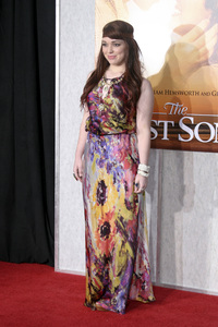 """""""The Last Song"""" PremiereJennifer Stone3-25-2010 / Arclight Theater / Hollywood CA / Touchstone Pictures / Photo by Heather Hixon - Image 23914_0201"""