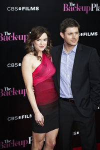 """The Back-Up Plan"" PremiereDanneel Harris, Jensen Ackles4-21-2010 / Regency Village Theater / Westwood CA / CBS Films / Photo by Benny Haddad - Image 23917_0126"