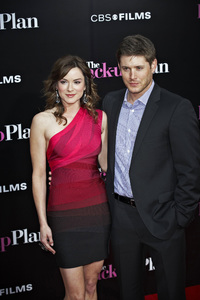 """The Back-Up Plan"" PremiereDanneel Harris, Jensen Ackles4-21-2010 / Regency Village Theater / Westwood CA / CBS Films / Photo by Benny Haddad - Image 23917_0128"
