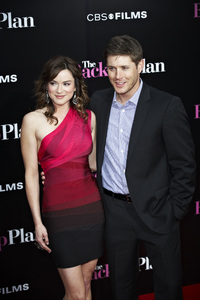 """The Back-Up Plan"" PremiereDanneel Harris, Jensen Ackles4-21-2010 / Regency Village Theater / Westwood CA / CBS Films / Photo by Benny Haddad - Image 23917_0129"