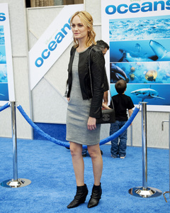"""Oceans"" PremiereAmber Valletta4-17-2010 / El Capitan Theater / Los Angeles CA / Walt Disney Studios / Photo by Annabel Park - Image 23920_0138"