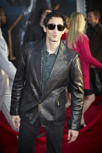 """""""Iron Man 2"""" PremiereAdrien Brody4-26-2010 / El Capitan Theater / Hollywood CA / Paramount Pictures / Photo by Benny Haddad - Image 23923_0226"""