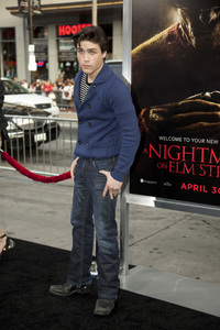 """A Nightmare on Elm Street"" PremiereLogan Huffman4-27-2010 / Grauman"