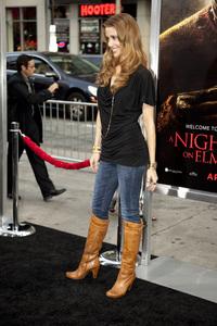 """A Nightmare on Elm Street"" PremiereShannon Elizabeth4-27-2010 / Grauman"