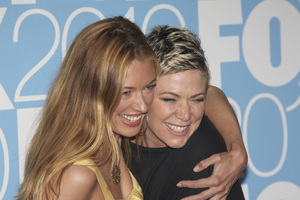 """""""FOX 2010 Programming Presentation Post Party""""Cat Deeley, Mia Michaels5-17-2010 / Wollman Rink in Central Park / New York / FOX / Photo by Theresa Raffetto - Image 23928_0010"""