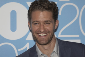 """FOX 2010 Programming Presentation Post Party""Matthew Morrison5-17-2010 / Wollman Rink in Central Park / New York / FOX / Photo by Theresa Raffetto - Image 23928_0049"