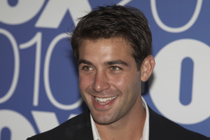 """FOX 2010 Programming Presentation Post Party""James Wolk5-17-2010 / Wollman Rink in Central Park / New York / FOX / Photo by Theresa Raffetto - Image 23928_0081"