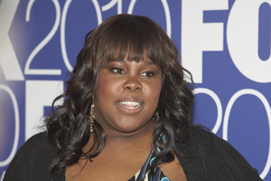 """FOX 2010 Programming Presentation Post Party""Amber Riley5-17-2010 / Wollman Rink in Central Park / New York / FOX / Photo by Theresa Raffetto - Image 23928_0205"
