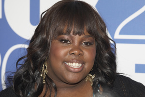 """FOX 2010 Programming Presentation Post Party""Amber Riley5-17-2010 / Wollman Rink in Central Park / New York / FOX / Photo by Theresa Raffetto - Image 23928_0208"