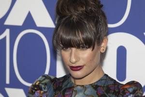 """""""FOX 2010 Programming Presentation Post Party""""Lea Michele5-17-2010 / Wollman Rink in Central Park / New York / FOX / Photo by Theresa Raffetto - Image 23928_0224"""