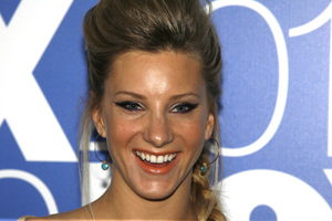"""""""FOX 2010 Programming Presentation Post Party""""Heather Morris5-17-2010 / Wollman Rink in Central Park / New York / FOX / Photo by Theresa Raffetto - Image 23928_0258"""