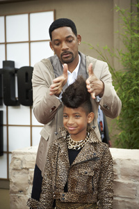 """The Karate Kid"" (Premiere)Will Smith, Willow Smith6-7-2010 / Mann"