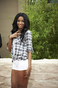 """The Karate Kid"" (Premiere)Ciara6-7-2010 / Mann"