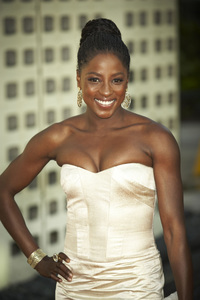"""True Blood"" PremiereRutina Wesley 6-8-2010 / Cinerama Dome / Hollywood CA / HBO / Photo by Benny Haddad - Image 23936_0081"