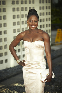 """True Blood"" PremiereRutina Wesley 6-8-2010 / Cinerama Dome / Hollywood CA / HBO / Photo by Benny Haddad - Image 23936_0086"