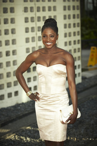 """True Blood"" PremiereRutina Wesley 6-8-2010 / Cinerama Dome / Hollywood CA / HBO / Photo by Benny Haddad - Image 23936_0087"