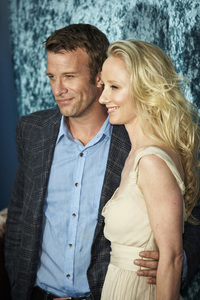 """""""Hung"""" Premiere Thomas Jane, Anne Heche6-21-2010 / Paramount Theater / Hollywood CA / HBO / Photo by Benny Haddad - Image 23940_0137"""