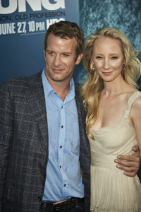 """""""Hung"""" Premiere Thomas Jane, Anne Heche6-21-2010 / Paramount Theater / Hollywood CA / HBO / Photo by Benny Haddad - Image 23940_0139"""