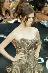 """""""The Twilight Saga: Eclipse"""" Premiere Anna Kendrick6-24-2010 / Nokia Theater at L.A. Live / Los Angeles CA / Summit Entertainment / Photo by Annabel Park - Image 23941_0109"""