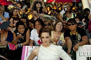 """The Twilight Saga: Eclipse"" Premiere Kristen Stewart6-24-2010 / Nokia Theater at L.A. Live / Los Angeles CA / Summit Entertainment / Photo by Annabel Park - Image 23941_0144"