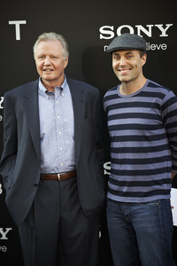 """Salt"" Premiere Jon Voight, James Haven7-19-2010 / Grauman"