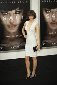 """""""Salt"""" Premiere Olya Zueva7-19-2010 / Grauman"""