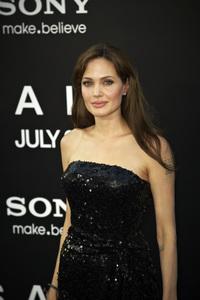 """Salt"" Premiere Angelina Jolie7-19-2010 / Grauman"