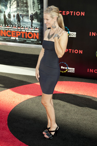 """Inception"" Premiere Sharon Case7-13-2010 / Grauman"