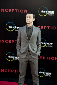 """Inception"" Premiere Joseph Gordon-Levitt7-13-2010 / Grauman"