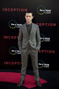 """Inception"" Premiere Joseph Gordon-Levitt7-13-2010 / Grauman"
