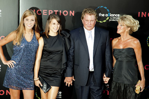 """Inception"" Premiere Tom Berenger7-13-2010 / Grauman"