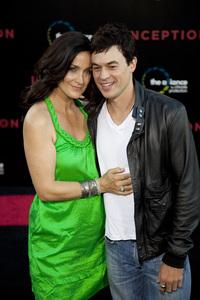 """Inception"" Premiere Carrie-Anne Moss, Steven Roy7-13-2010 / Grauman"