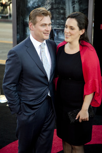 """Inception"" Premiere Christopher Nolan, Emma Thomas7-13-2010 / Grauman"