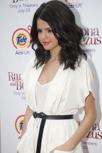 """Ramona and Beezus"" Premiere Selena Gomez7-20-2010 / Madison Square Park / New York NY / 20th Century Fox / Photo by Lauren Krohn - Image 23951_0050"